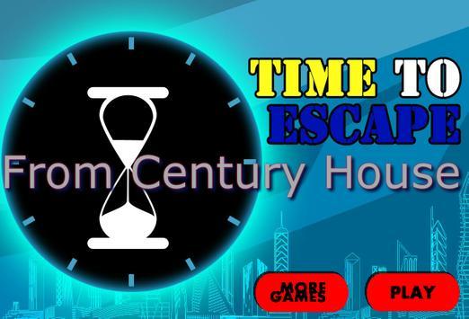 CenturyHouseEscape poster