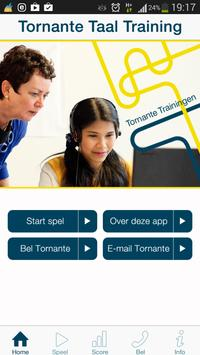 Tornante Taal Training poster