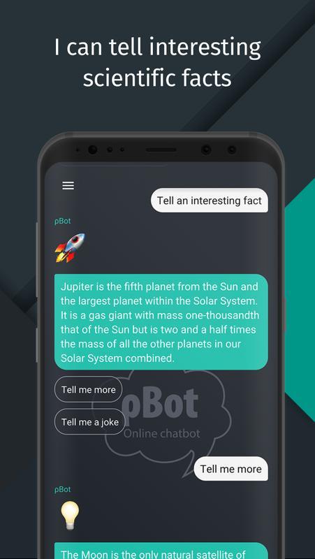 Скачать чатбот robot apk бесплатно развлечения приложение для.