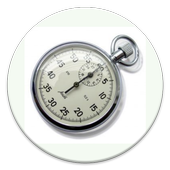 Kettlebell mp3 timer icon