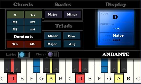 keys screenshot 2