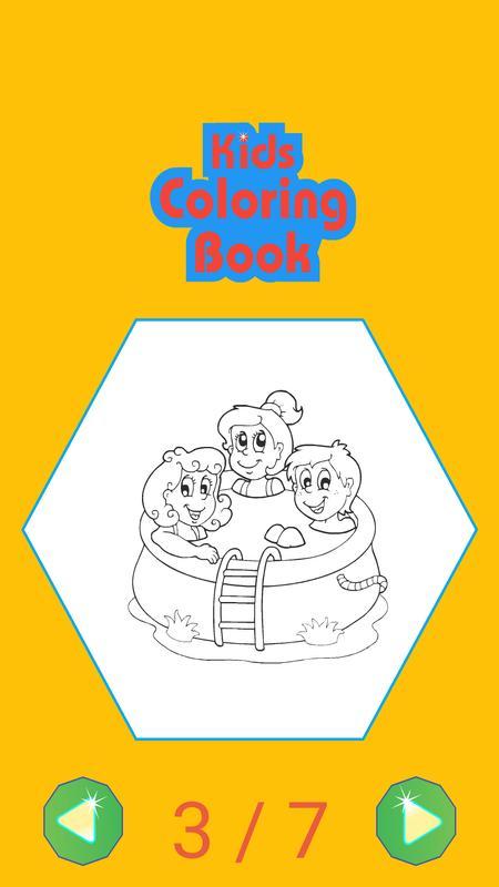 çocuk Boyama Kitabı For Android Apk Download