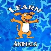 Learn Farm Animals icon