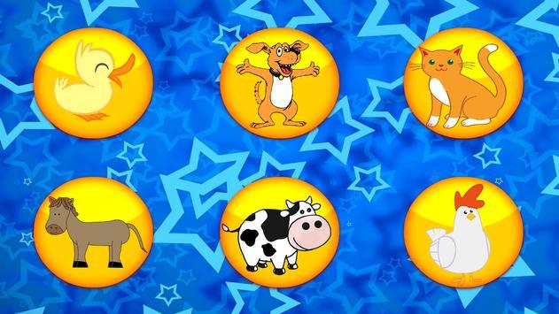 Learn Farm Animals screenshot 1