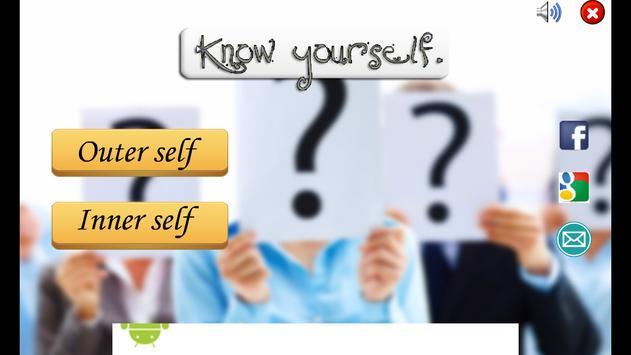 Know Yourself screenshot 1