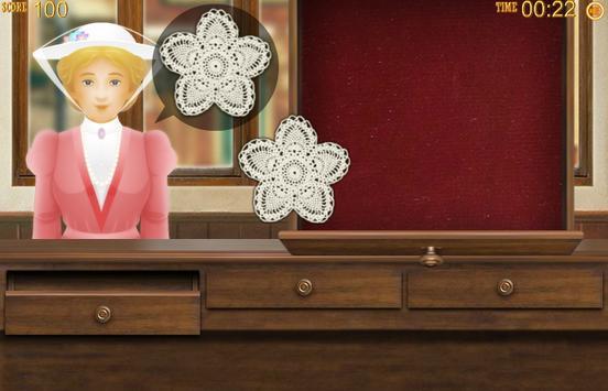 Lace Shop Girl Games screenshot 2