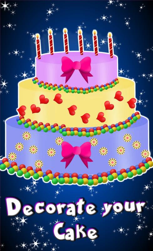 Cooking Tasty Birthday Cake Apk Download Free Role Playing Game