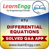 KTU Differential Equations icon