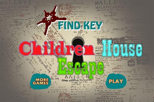 ChildrenHouseEscape apk screenshot