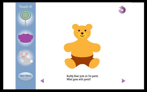 Autism & PDD Associations Lite screenshot 2