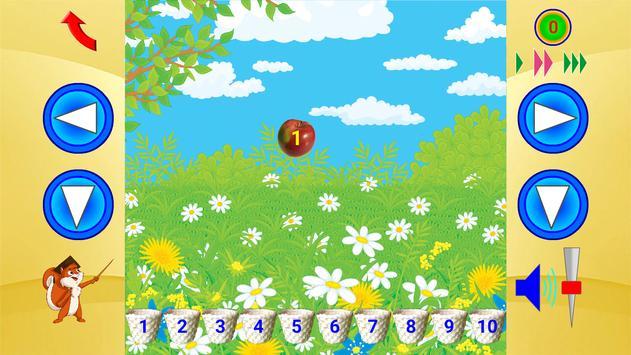 aMath Numbers Eng Free screenshot 1