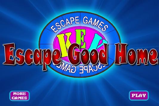 EscapeGoodHome poster