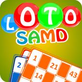 Loto SAMD, puzzle game. icon