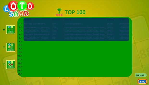 Loto SAMD, puzzle game. screenshot 4