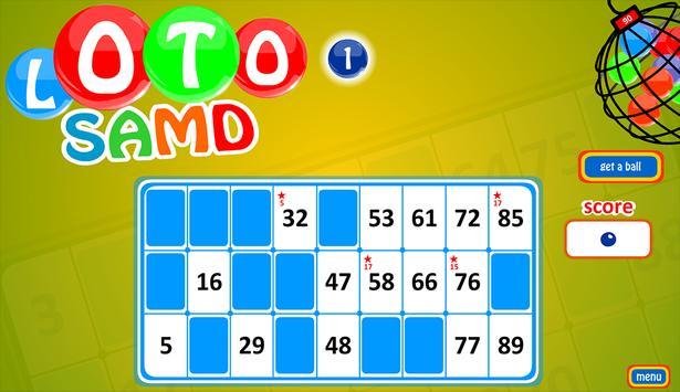 Loto SAMD, puzzle game. screenshot 12