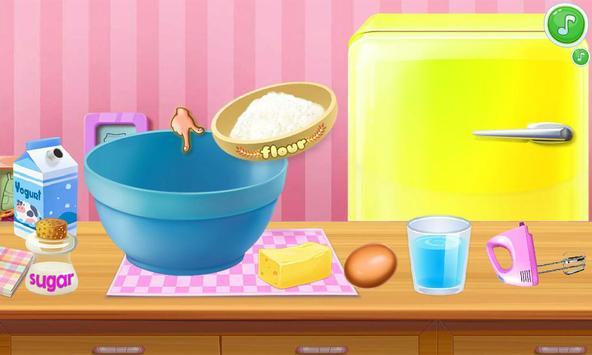 Cake shop paradise apk screenshot
