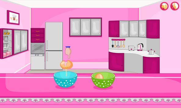 Bake multi colored cupcakes screenshot 8