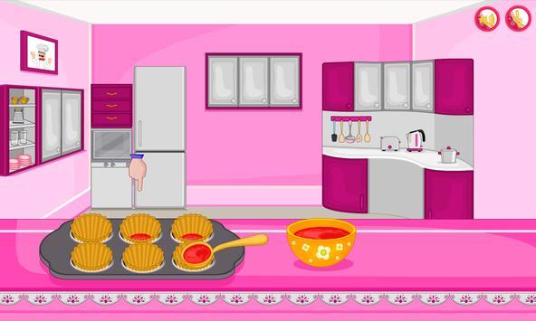 Bake multi colored cupcakes screenshot 19