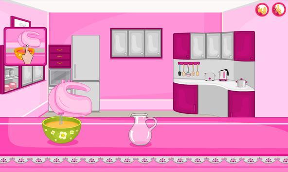 Bake multi colored cupcakes screenshot 1