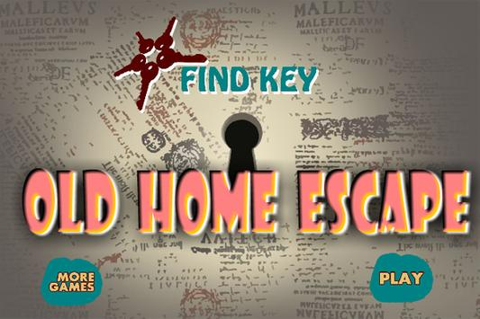OldHomeEscape poster