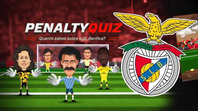 Penalty Quiz SL Benfica poster