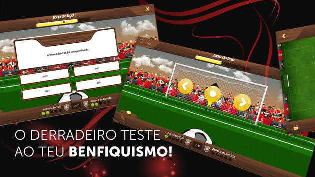 Penalty Quiz SL Benfica apk screenshot