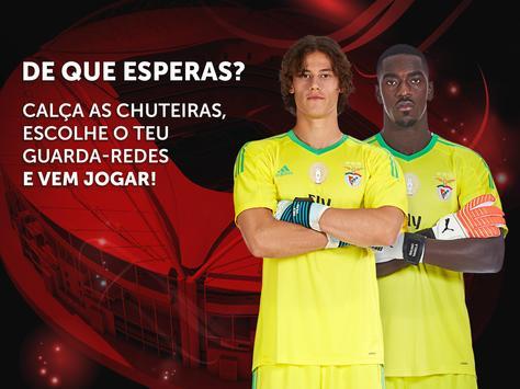 Penalty Quiz SL Benfica apk screenshot
