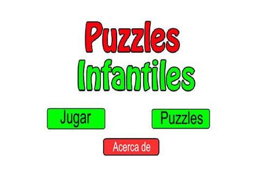 Puzzles Infantiles poster