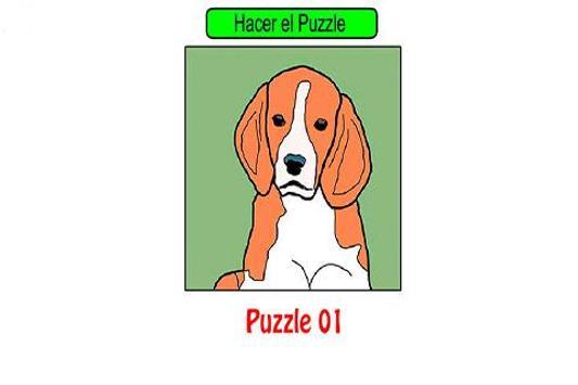 Puzzles Infantiles screenshot 1