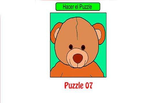 Puzzles Infantiles screenshot 3