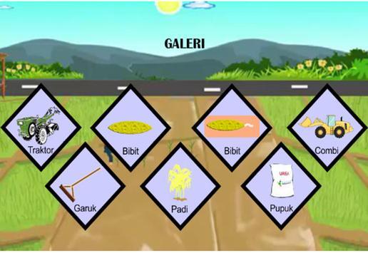 Animasi Budidaya Tanaman Padi screenshot 2