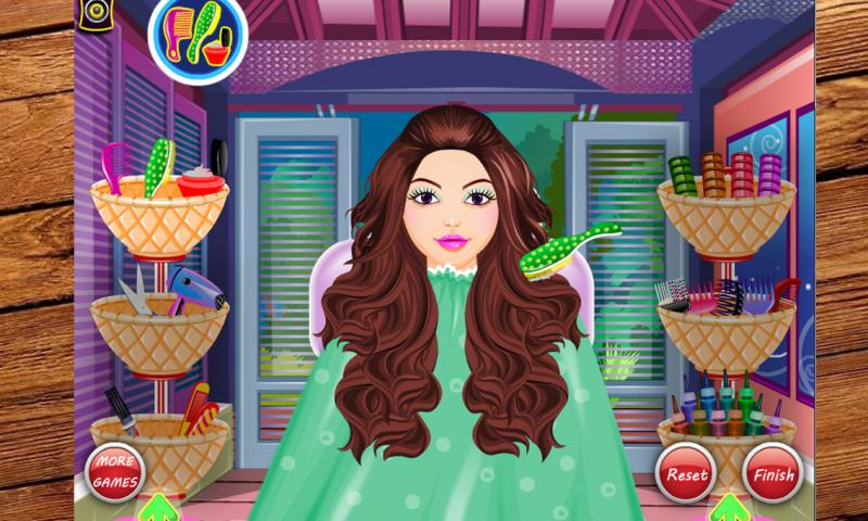Pancy S Hair Salon Kids Game For Android Apk Download