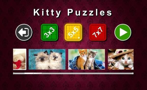 Kitty Puzzles poster