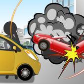 Stickman Deadly Parking icon