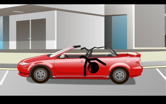 Stickman Deadly Parking screenshot 3