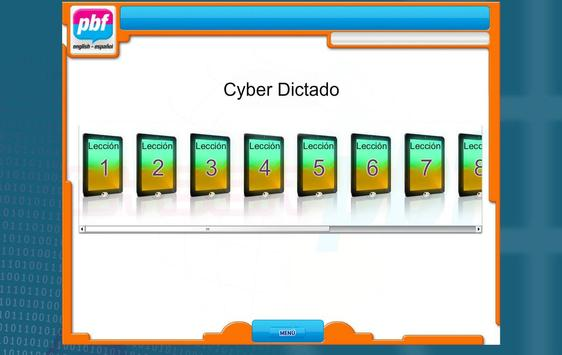 Advanced 1 - Cyber PBF screenshot 2