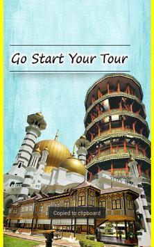 Perak Tour poster