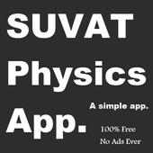 SUVAT Physics App icon