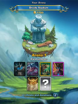 Forge of Legends apk screenshot
