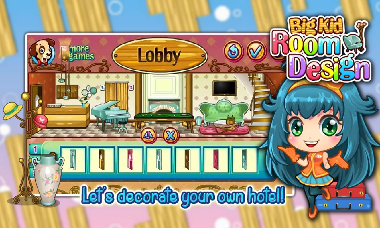 Girls Game House Decorating Fur Android Apk Herunterladen