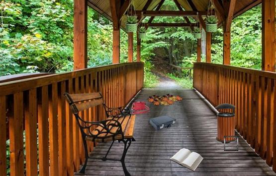Escape Puzzle: Modern Wooden House screenshot 3