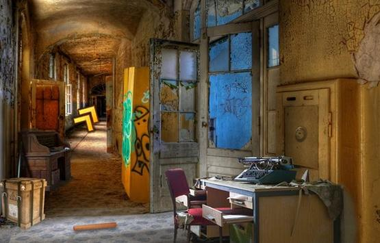 Escape Puzzle: Old Hospital screenshot 4