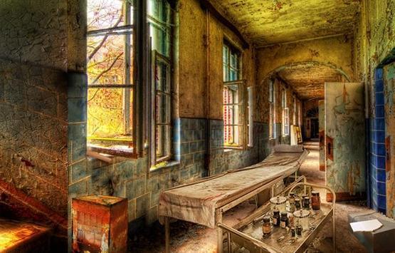 Escape Puzzle: Old Hospital screenshot 5
