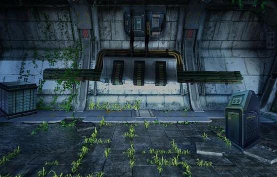 Escape Puzzle: Abandoned Spaceship screenshot 3