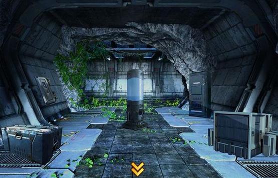 Escape Puzzle: Abandoned Spaceship screenshot 1