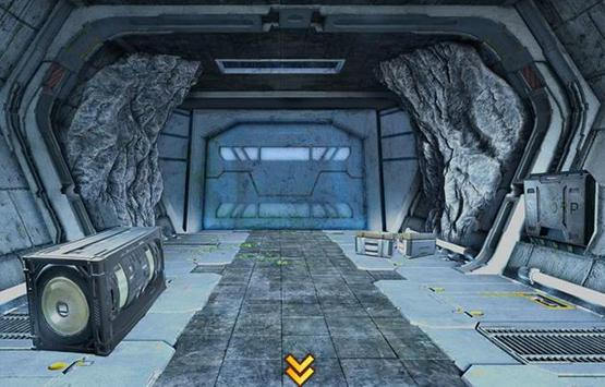 Escape Puzzle: Abandoned Spaceship screenshot 2