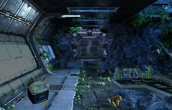 Escape Puzzle: Abandoned Spaceship screenshot 4