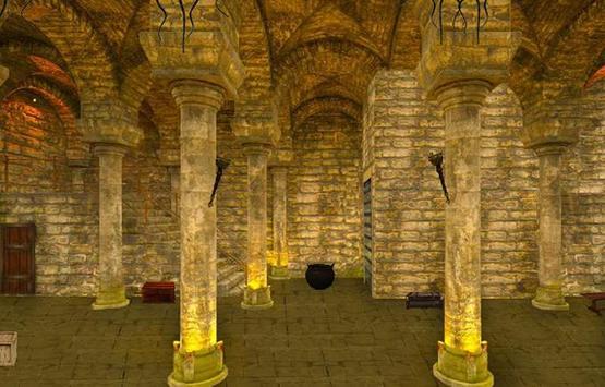 Escape Puzzle: Castle Escape screenshot 2