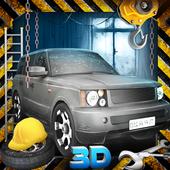 Escape Puzzle: Car Mechanic icon