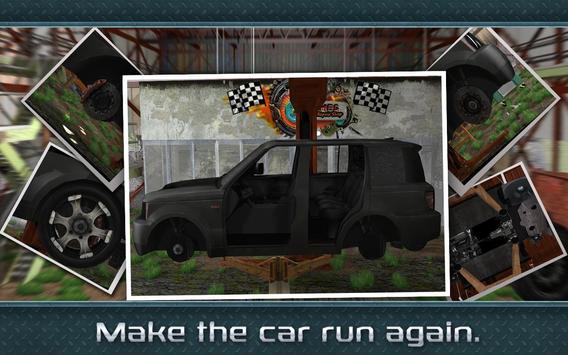 Escape Puzzle: Car Mechanic poster